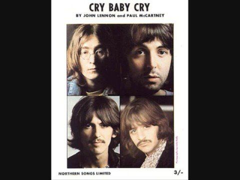 The Beatles - Cry Baby Cry (Demo)     Wow ♥ fave Beatles song!