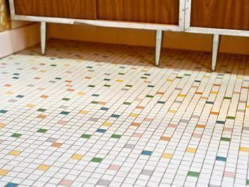 24 best images about retro flooring on pinterest eero for 1960s floor tiles