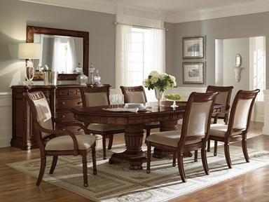 34 best dine images on Pinterest | Classic dining room, Dining ...