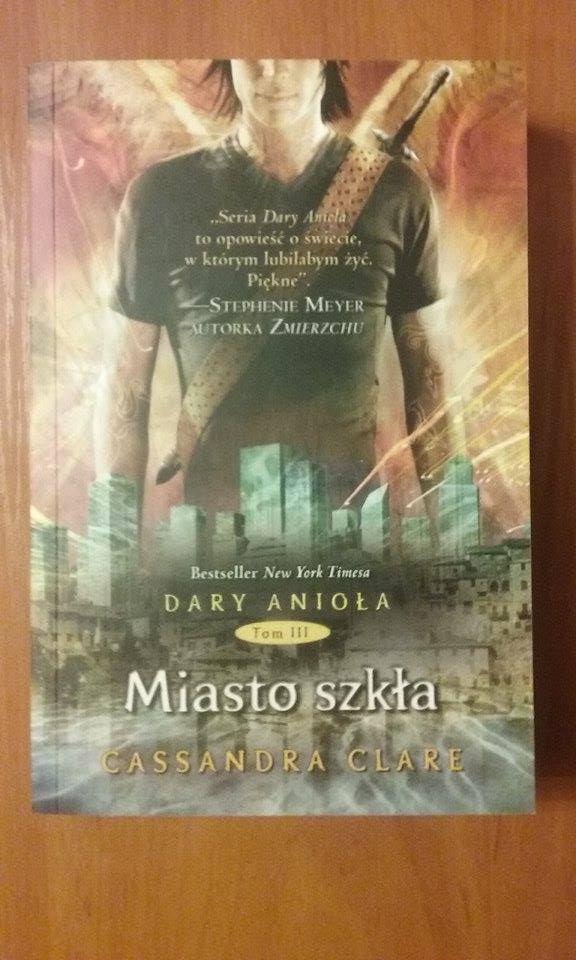 ♥ The Mortal Instruments: City of Glass ♥ Polish version ♥ Dary Anioła: Miasto szkła ♥