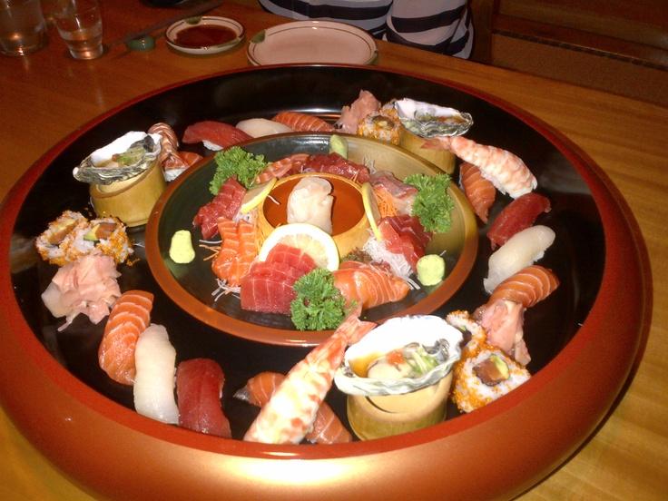 Sushi feast - Kenzan