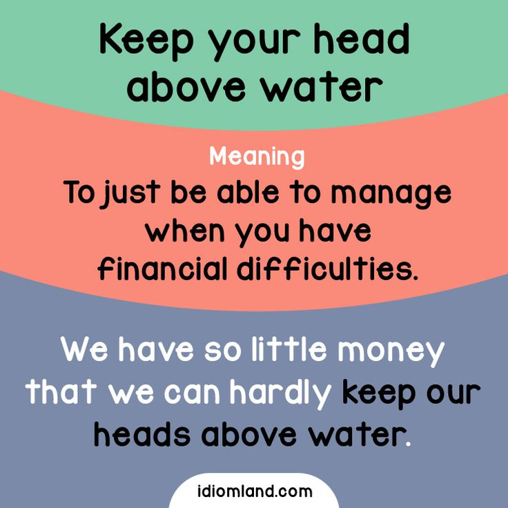 Keep your head above water.  -         Repinned by Chesapeake College Adult Ed. We offer free classes on the Eastern Shore of MD to help you earn your GED - H.S. Diploma or Learn English (ESL) .   For GED classes contact Danielle Thomas 410-829-6043 dthomas@chesapeke.edu  For ESL classes contact Karen Luceti - 410-443-1163  Kluceti@chesapeake.edu .  www.chesapeake.edu