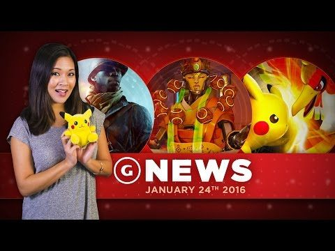 Overwatch Lunar New Year Event Details, New Pokemon Mobile Game - GS Dai...