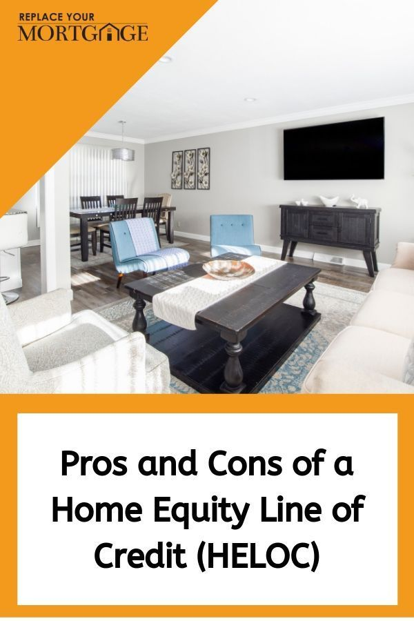 What Are The Advantages And Disadvantages Of Having A Home Equity Line Of Credit First A Home Equity Line Of Credit Offers Home Equity Line Home Equity Heloc
