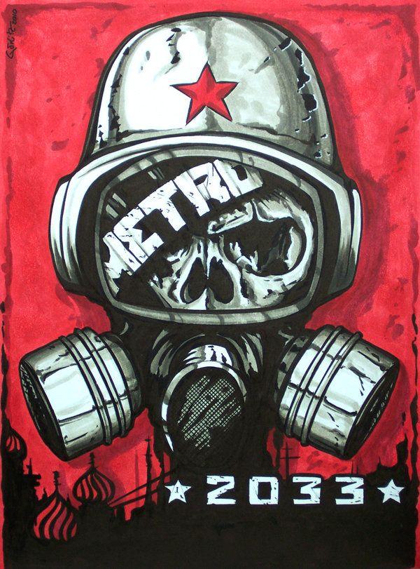 METRO 2033 by Togusa76 on DeviantArt