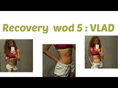 VLAD Recovery WOD 5:CrossFit Challenge: Workout for Muscle Soreness, Yoga For Sore After Exercise - YouTube