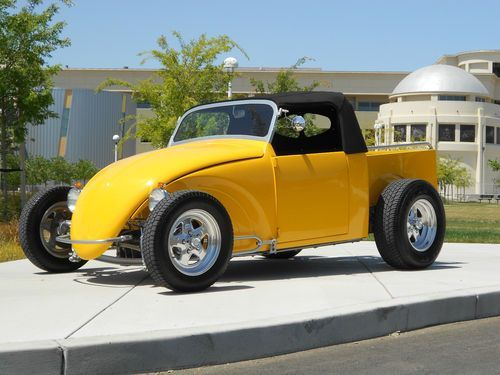 Full Custom 1965 VW Bug Volksrod Pickup Show Car Volkswagen Ships Worldwide, US $15,900.00, image 1