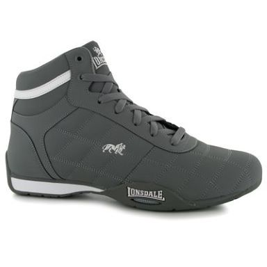 Lonsdale Camden Mid Mens Trainers  6570