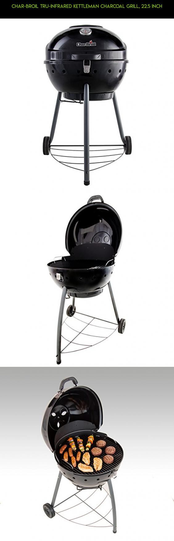 Char-Broil TRU-Infrared Kettleman Charcoal Grill, 22.5 Inch #racing #tech #kit #products #plans #charcoal #parts #technology #gadgets #camera #clearance #shopping #drone #on #grills #fpv