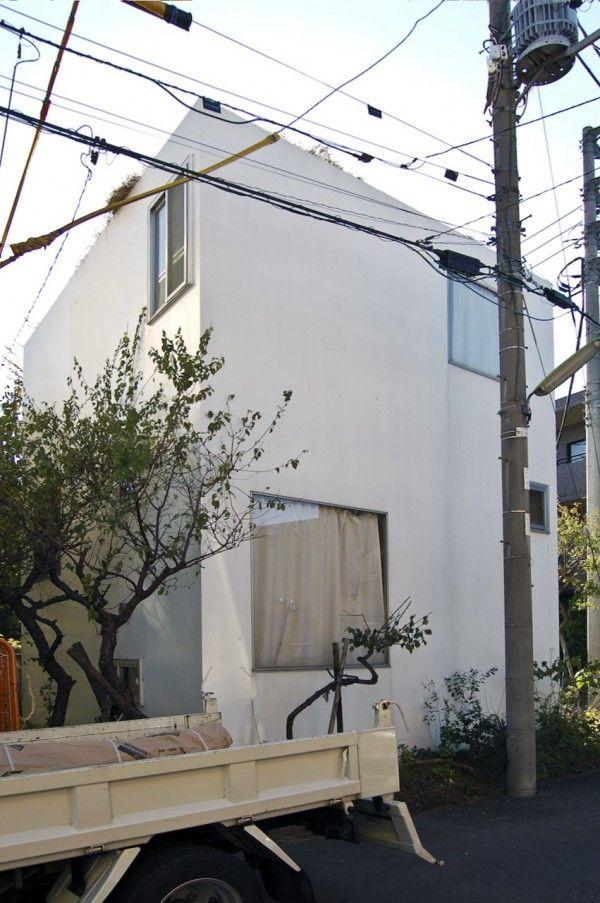 House in a plum grove by Sanaa