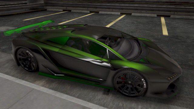 Nice green