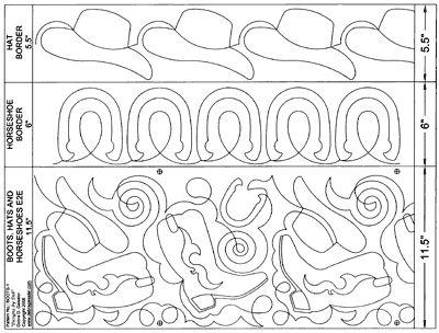 1000 Images About Quilt Pantographs On Pinterest