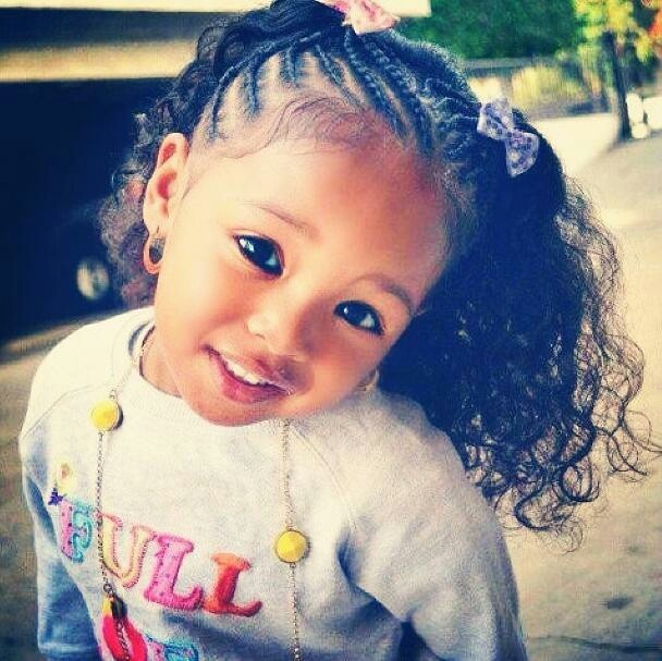 25 Best Images About Kids Hairstyles On Pinterest Kids