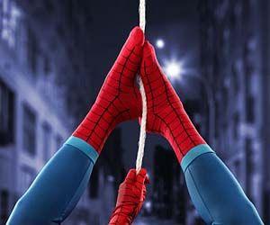 Spider-man Socks! WANT, want, sooo bad.