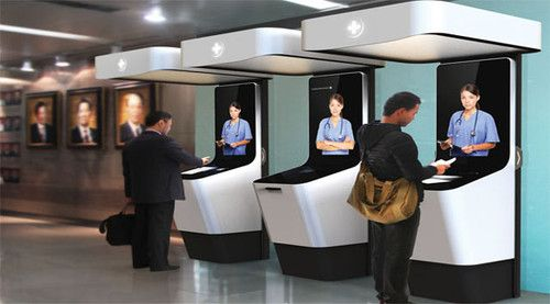Smart Consulting Service By Arthur Kenzo | FuturisticNews.com | Arthur Kenzo presents an innovative machine, Smart Consulting Service that might introduce more efficiency to a registering process at a hospital. This invention will enable patients register and get a preconsultation before going to a doctor in charge. The machine, situated at the hospital entrance, is equipped with a micro, a camera and a touchscreen interface;...