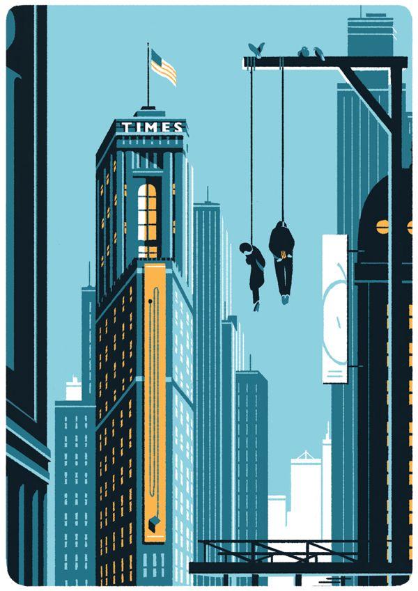 Transfuge | Illustrator: Tom Haugomat