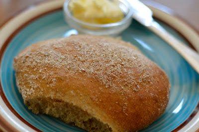 Spisekammeret: Kuvertbrød lavet med hønsebouillon