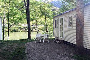 Le camping de l'Auberge - Mostuejouls