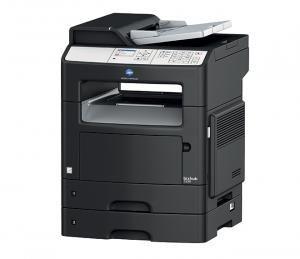 Εκτυπωτής - bizhub 3320 Ασπρόμαυρο laser πολυμηχάνημα με λειτουργίες φωτοαντιγραφής, έγχρωμης σάρωσης και εκτύπωσης. Μια συσκευή με μοναδικό design για κάθε γραφείο.