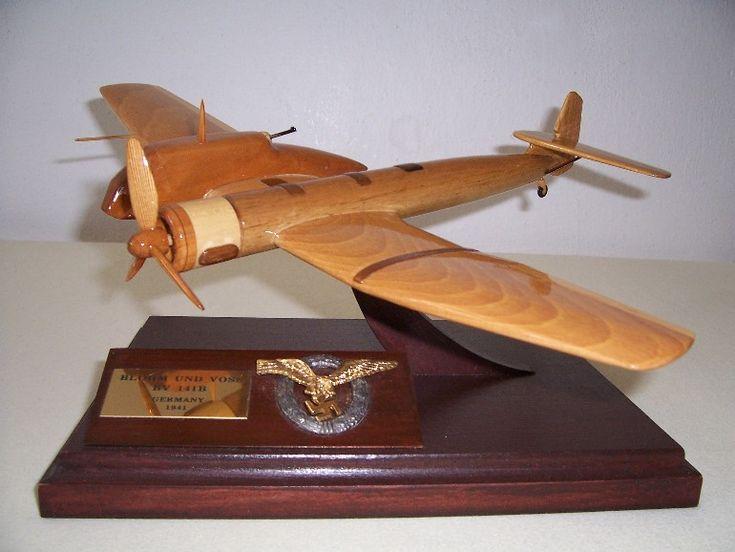 Wooden replica Blohm & Voss BV 141. 235.00 €