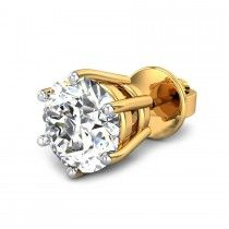 Rowan Diamond Earring For more information check http://www.candere.com/jewellery/mens-diamond-ear-studs.html