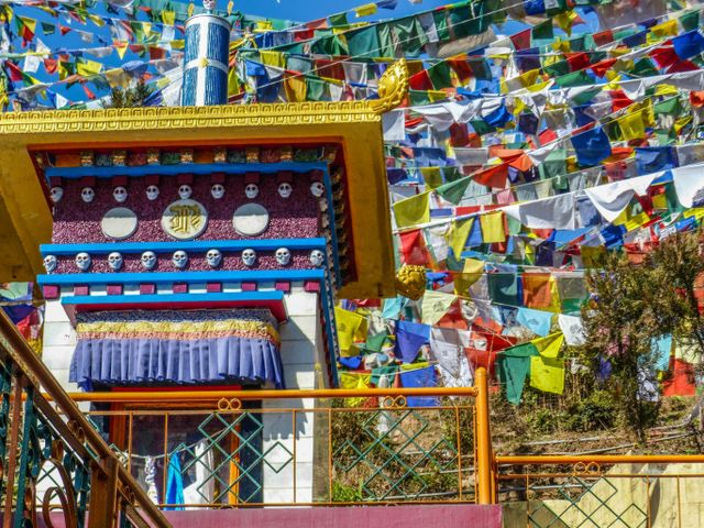 10 Mindblowing Buddhist Monasteries in India: Tsuglagkhang Complex, Dharamsala