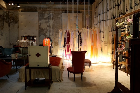 NONOSTANTEMARRAS. OUT OF ORDINARY CONCEPT STORE IN MILAN  www.designspeaking.com