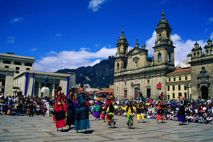 Bogota from lonelyplanet.com #bogota
