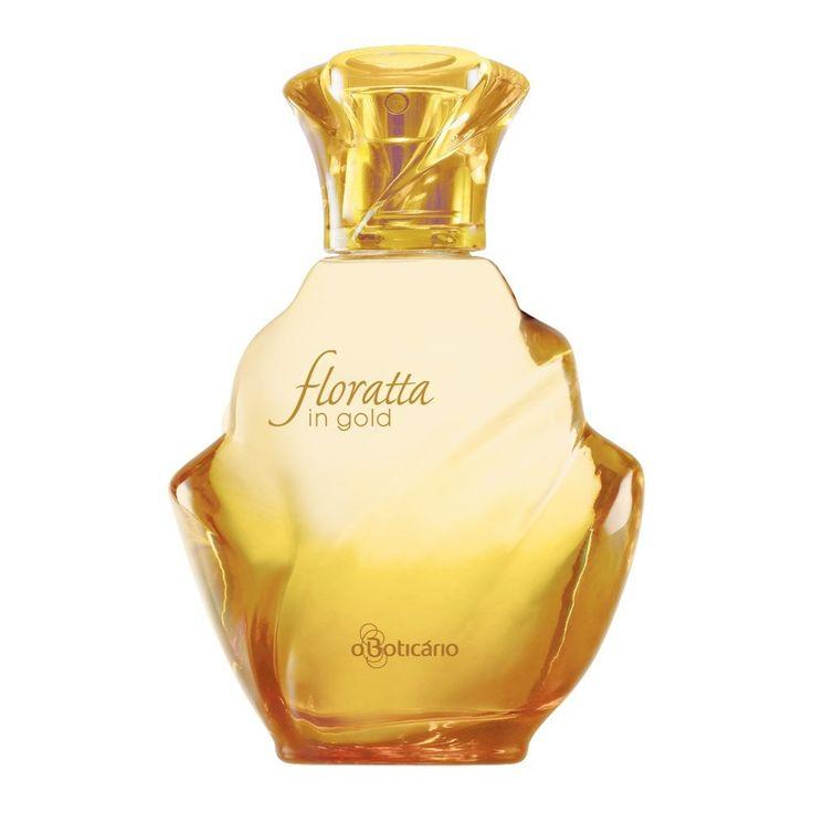 Floratta in Gold Desod. Colônia [O Boticário] — Nécessaire Mix