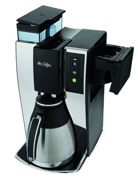 Mr. Coffee® Smart Optimal Brew™ 10-Cup Programmable Coffee Maker with Wemo