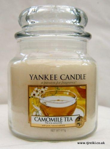 Yankee Candle Camomile Tea Housewarmer Jar