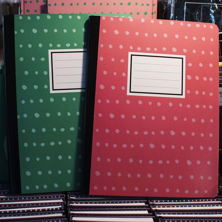 #tigerpolska #tigerstores #dots #groszki #kropki #grochy #kropeczki #notebook #zeszyt #szkoła #school #biuro #office