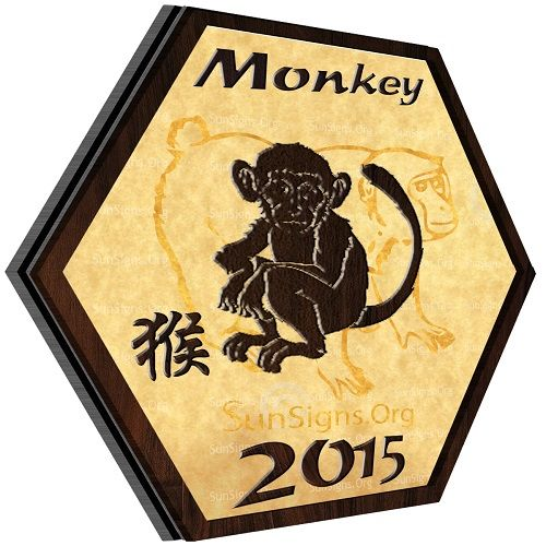 Monkey Horoscope 2015: Get serious Monkey people in 2015 that is if you wish to make the most out of it. Use your intuition and charm to see when people are misusing your innocence