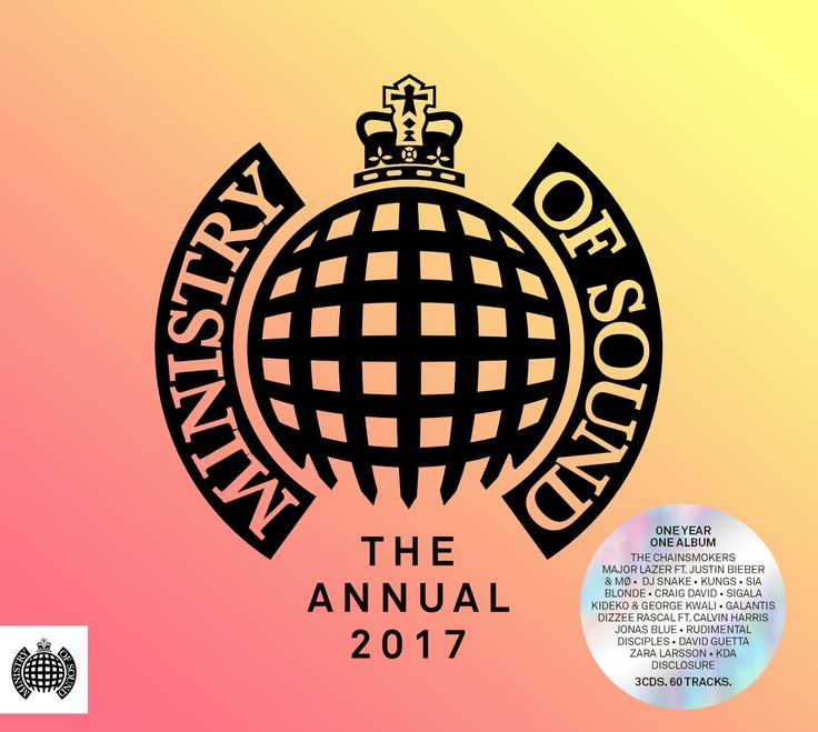 Ministry of sound the annual