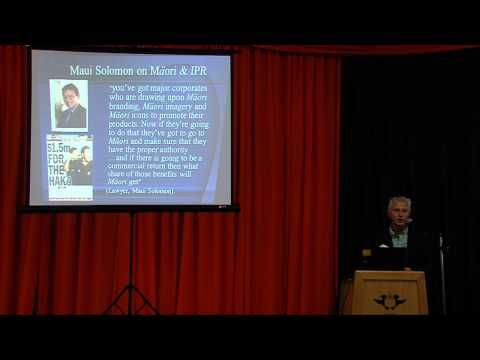 Commercialisation in rugby and the politics of the Haka, Presentation by Prof Steve Jackson - YouTube
