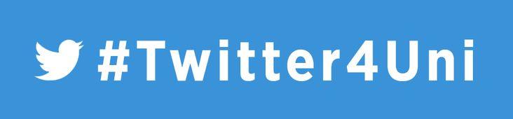 Parte#Twitter4Uni il challenge dedicato agli studenti universitari per aggiudicarsi uno stage nel team marketing di Twitter Italia. #Twitter