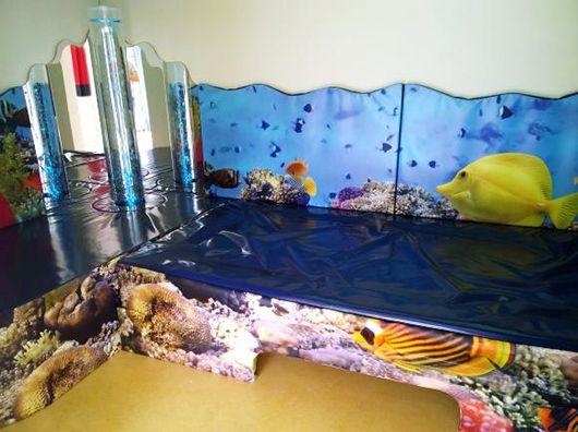 Je eigen privé-snoezelruimte? het kan in de vakantiebungalow Nemo, Bio Vakantieoord, Arnhem