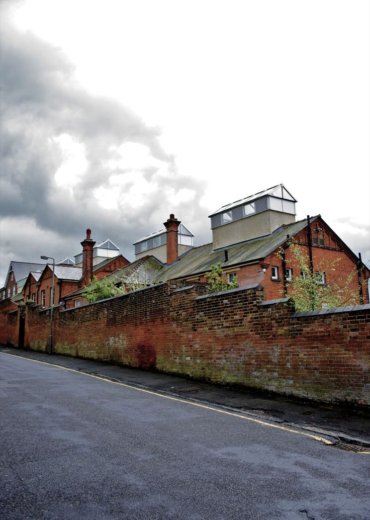 View from Warren Road.  The Spike is now a Heritage and Community Centre.  The Heritage Centre is open on Tuesdays and Saturdays.