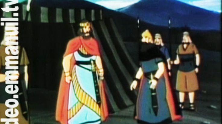 Поиски собачки Долли продолжаются и ребята путешествуют в библейские времена, когда Давид становиться царем Израиля.