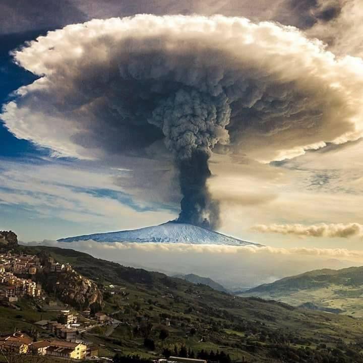 Etna November 11, 2016