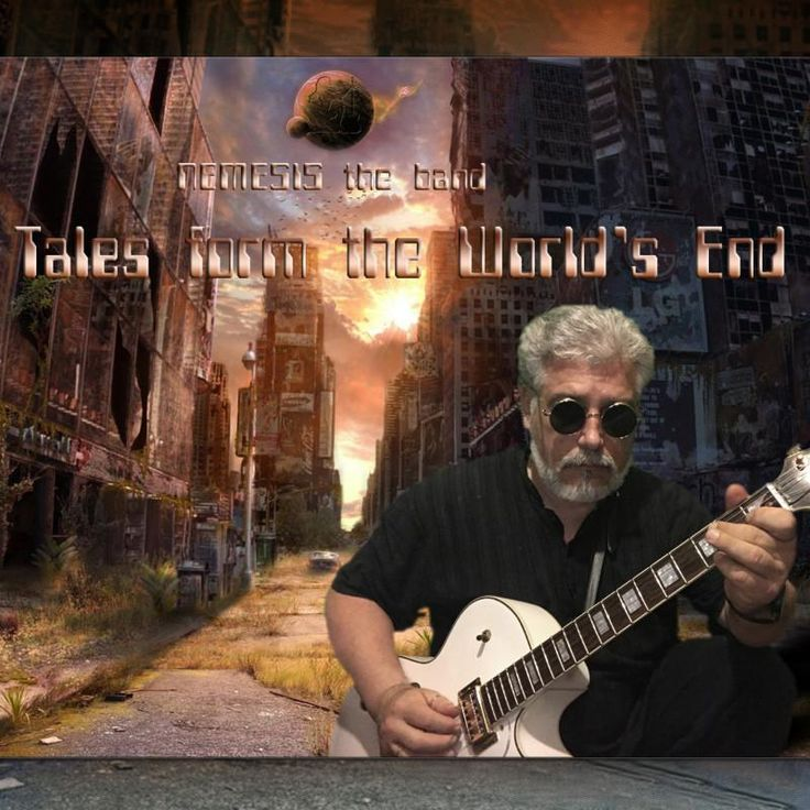 """Check out my new album """"Tales from the World's End"""" distributed by DistroKid and live on Amazon!"""