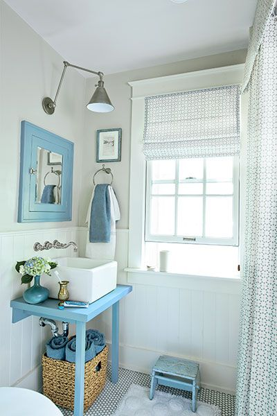 Photo: Erica George Dines | thisoldhouse.com | from 19 Budget–Smart Bath Updates