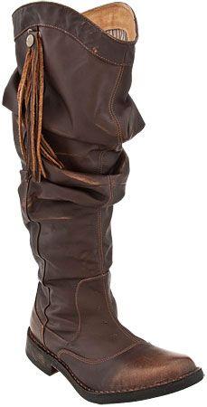 J Shoes - Cavalier Boots (Tan)