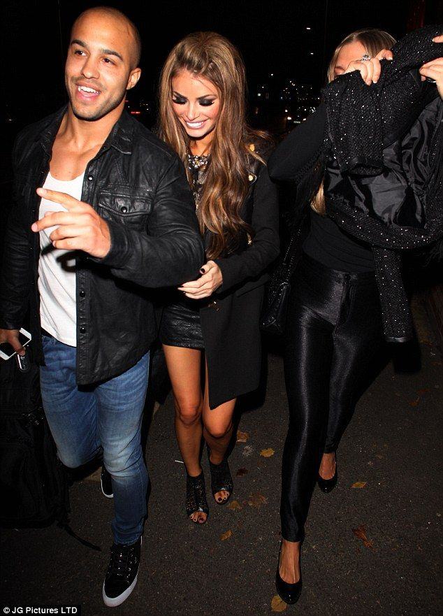 Birthday girl: Chloe seemed to be in great spirits as she left her party on the arm of Darryl, who she has grown increasingly close to in recent weeks  Read more: http://www.dailymail.co.uk/tvshowbiz/article-2227220/TOWIE-Lauren-Goodger-looks-worse-wear-stumbles-club-celebrating-Chloe-Sims-31st.html#ixzz3cjnT9QOs  Follow us: @MailOnline on Twitter | DailyMail on Facebook
