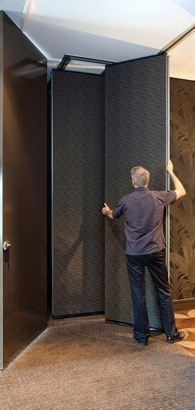 Penrith Panthers Club. Moving our walls is simple, even with tall, heavy panels.