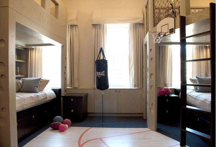 Teen Boys Bedroom | Bedroom Arrangement Ideas | uniquebedroom.com