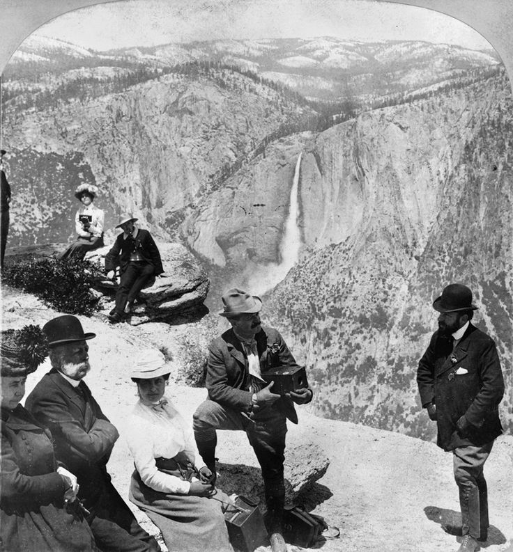 A private company trademarked the phrase 'Yosemite National Park.' Should the U.S. pay to get it back? - The Washington Post