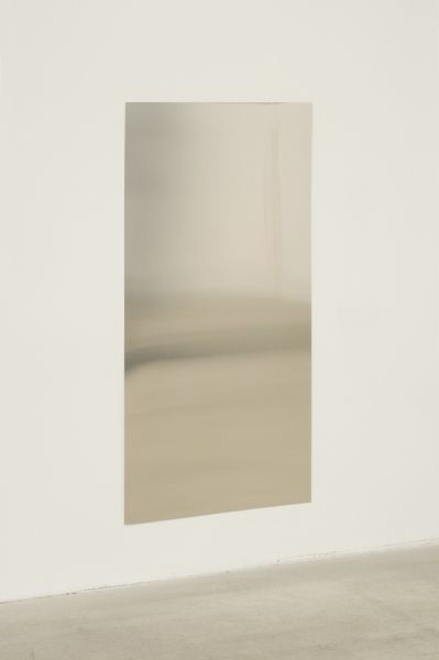 Untitled, 2007silver, amyl nitrate Roger Hiorns