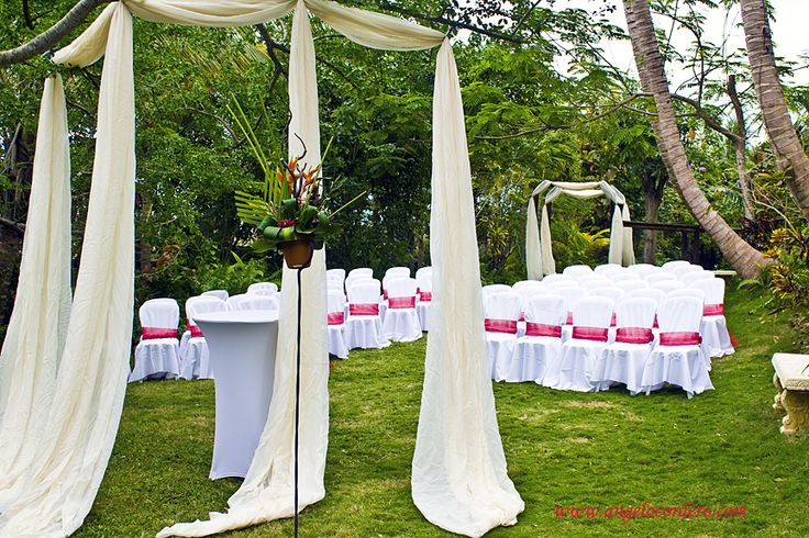 Garden of life cerremony venue at caracol che private for Wedding venues in puerto rico