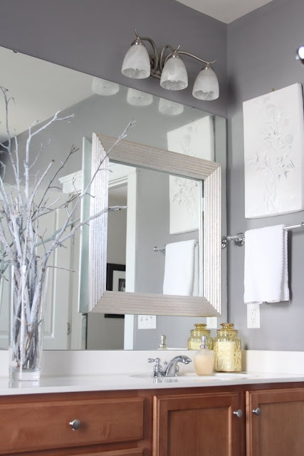 1000 Images About Mirror Mirror On The Wall On Pinterest Bathroom Mirrors Mirror And Custom